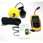 портативный эхолот скат lucky ff918-180w portable